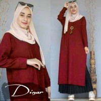 Baju Long Tunik Dinar