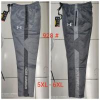 Celana training panjang olahraga Big Size 5XL-6XL premium