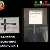 Kantong Kolostomi Bayi Phoenix no.1 Per Lembar