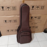 Gigbag/softcase/tas gitar akustik jumbo all size tebal mantap