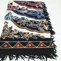 Taplak Meja Panjang Batik Tulis