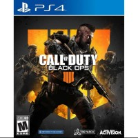 Call Of Duty Black OPS 4 Game PS4 / Game PS4 COD Black Ops IIII