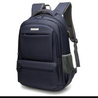 Real Polo Tas Ransel Laptop HCEF - Tas Pria - Tas wanita - USB PORT