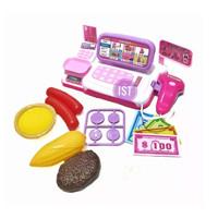 Mainan Anak Cashier Desk Supermarket 999-16