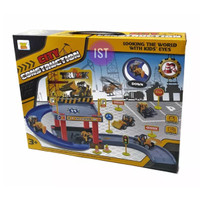 Mainan Anak Parking Garage City Construction G3388