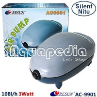 Resun AC9901 Pompa Udara Aerator Aquarium Air Pump