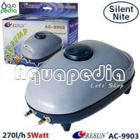 Resun AC9903 Pompa Udara Aerator Aquarium Air Pump