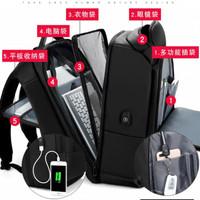 Tas Ransel Multifungsi Smart Backpack Tas Ransel Pria ROYCE