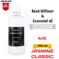 reffil Diffuser & Essensial oil. 100 ml JASMINE CLASIC