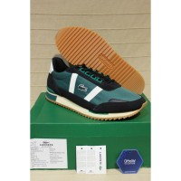 Authentic Lacoste Partner Retro 319 1 Sneaker Green Brand New In Box