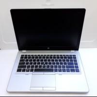 Laptop Ultrabook HP Folio 9480M / core i5-4210U / Second Bergaransi