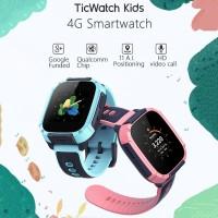 Ticwatch Kids 4G Smartwatch HD Video Calling IPX68 Waterproof