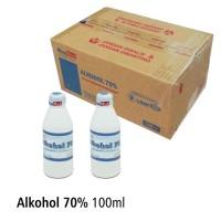 Alkohol 70% Onemed 100ml