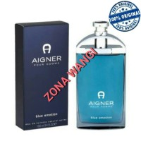 Parfum Original - Aigner Blue Emotion Man
