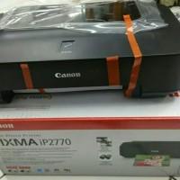 printer Canon IP 2770 plus tabung infus kotak