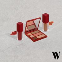 WCKD Liberty Face Palette (02) x Lip Envy Matte Lip Cream Package 1