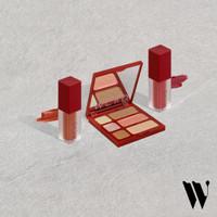 WCKD Liberty Face Palette (01) x Lip Envy Matte Lip Cream Package 2