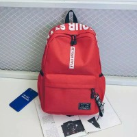 MORYMONY TAS BE YOUR STYLE - Tas Ransel Backpack Korea - Hitam