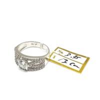 cincin emas asli 18k/750( istana m 036)