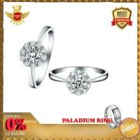 NEW ISTANA MAS- Cincin berlian Eropa asli F VVS NIM010DIAMOND RING