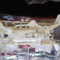 Tamiya AR chassis putih Part Loose Original