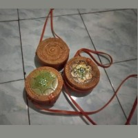Tas Rotan Lombok handmade