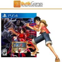 One Piece Pirate Warriors 4 PS4 Game PS4 CD PS4 BD PS4