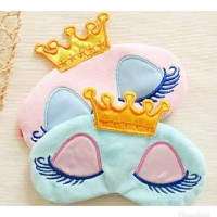 Masker Penutup Mata/Eye Mask/Masker Penutup Mata Princess/Sleep Mask