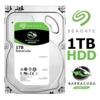 Harddisk Internal PC Seagate Barracuda 1TB 3.5 SATA Garansi