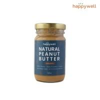 120g Natural Healthy Smooth Peanut Butter   Selai Kacang Sehat Smooth
