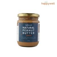 240g Natural Healthy Smooth Peanut Butter   Selai Kacang Sehat Smooth