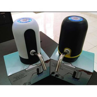 Pompa Galon Air Minum Elektrik Wireless smart Water Dispenser LED