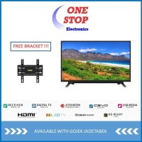 TOSHIBA 32L3965 HD USB Movie LED TV 32 Inch 32L3965VJ