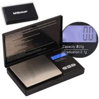 [Bayar Di Tempat]Timbangan Perhiasan Digital Elektronik Mini Warna