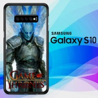 Casing Night King Game of Throne Samsung S10 S8 S9 S7 S6 S5 Plus Case