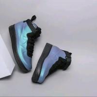 Nike Air Force 1 Foamposite Cup Light Carbon Ah6771002 Original
