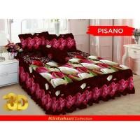 Rumbai Dluxe Kintakun 3D Sprei B2 180x200-king-motif PISANO