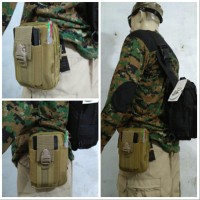 tas pinggang hp type 1188 - pouch tactical import - tas hp army