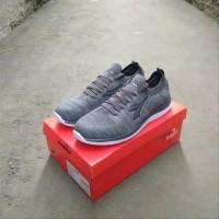 Sepatu Pria Running Lari Diadora Leranzo Black Garansi Original Bran