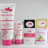 Paket Fair n Pink Pemutih Tubuh