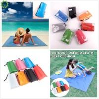 COD / qipin Matras Lipat Portable Anti Air untuk Outdoor / Pantai /