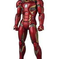 MAFEX No.022 The Avengers / Age of Ultron Iron Man Mark45