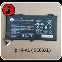 BATERY HP Pavilion 14-AL 14-AL100 SE03XL ORR spare parts