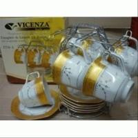 Coffee / Tea Set VICENZA C781