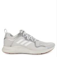 Sepatu Lari ADIDAS Abu Abu Silver Original Edgebounce