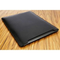 Murah LISEN Sleeve Case Kulit Laptop Ultrabook 15.6 Inch - Z018 Keren