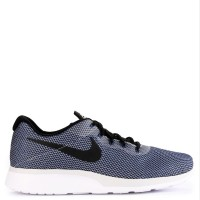 Sepatu Nike Original Tanjun Racer Abu Abu Putih