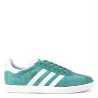 Sepatu ADIDAS Pria Original Gazelle Green