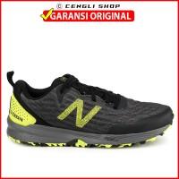 Sepatu Running NEW BALANCE ORIGINAL Trail Nitrel Black Grey