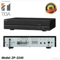 TOA ZP-2240 Power Amplifier 240 W AC-DC